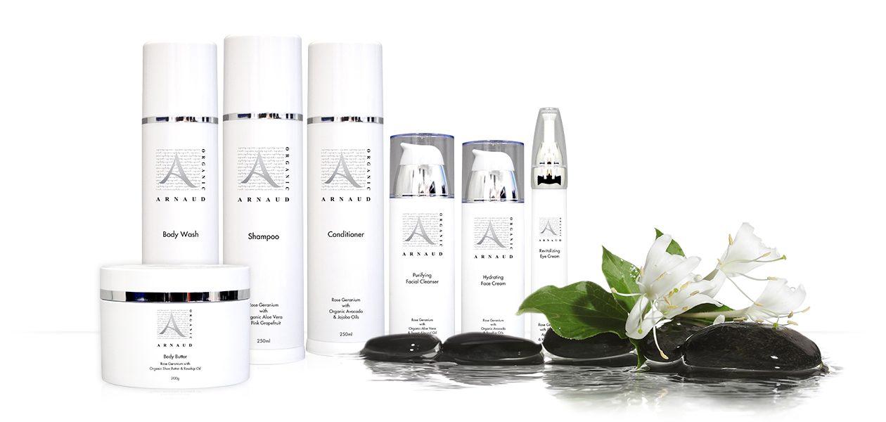 Arnaud Organic Skin Care