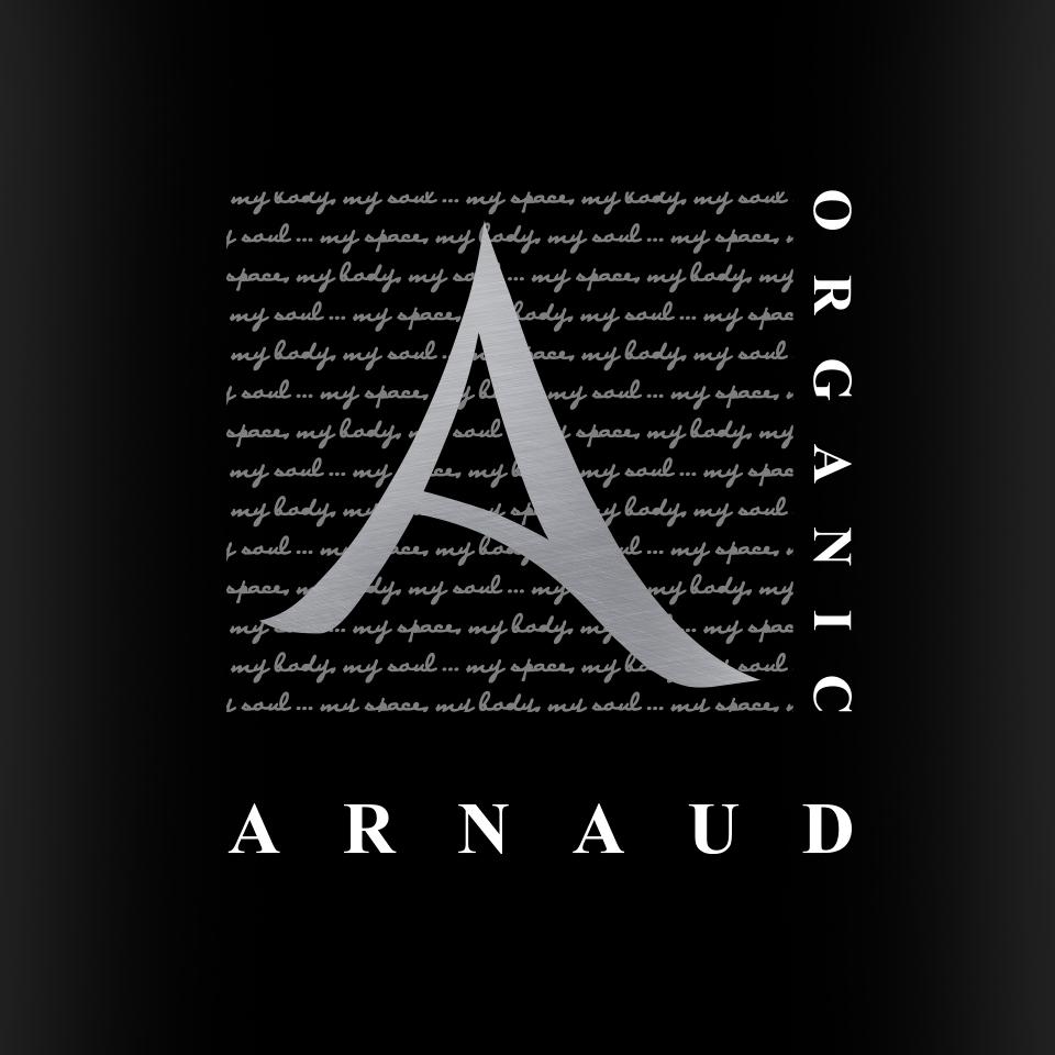 Arnaud Organic - Men's Organic Skin Care Range Logo