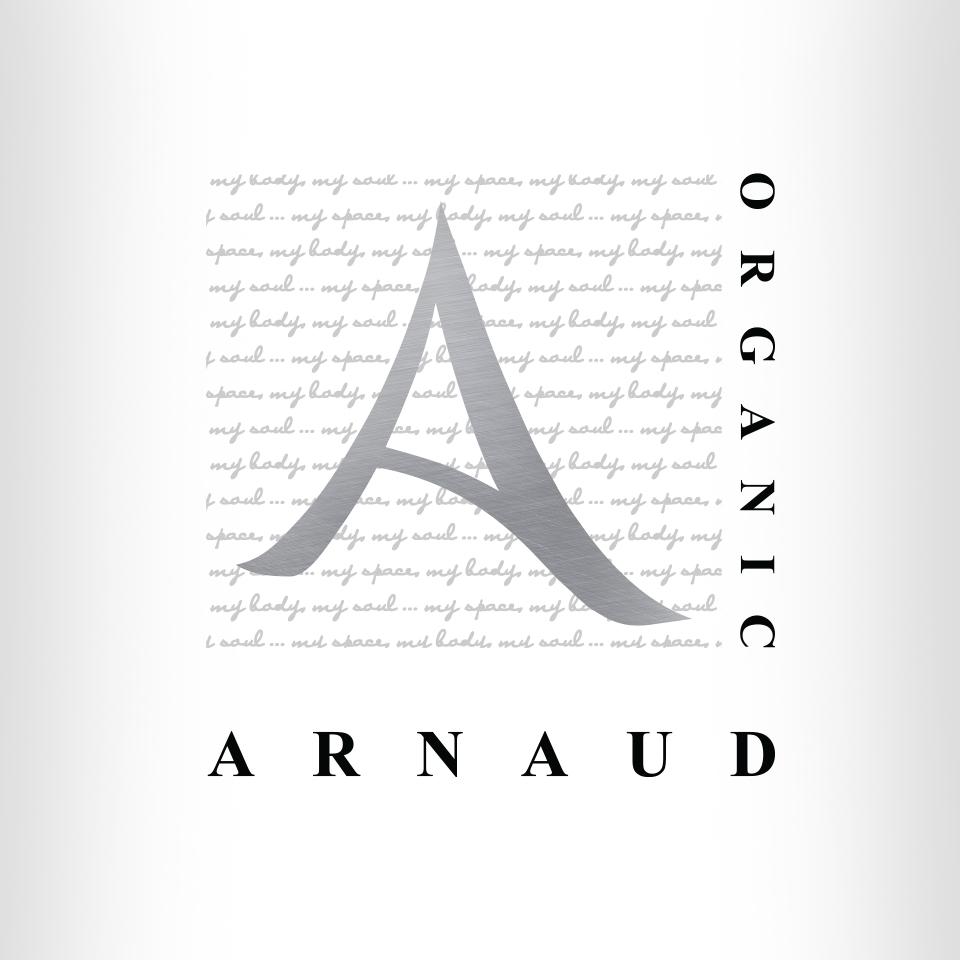 Arnaud Organic - Women's Organic Skin Care Range Logo