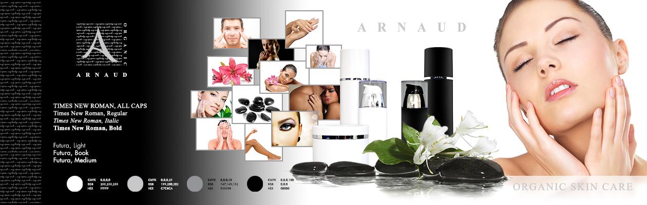 Arnaud Organic - Organic Skin Care Stylescape