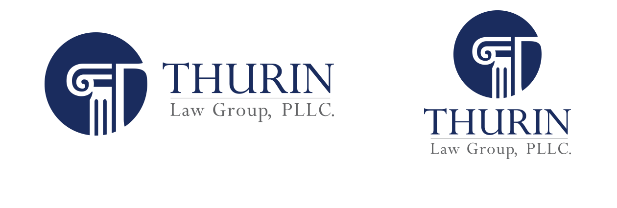 Thurin Law Group Logo Design